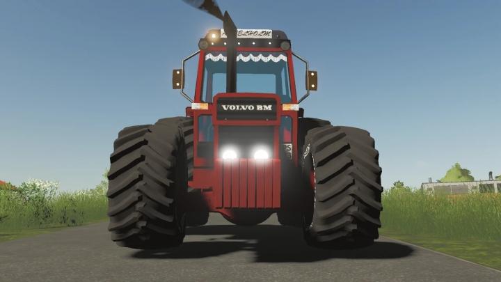 FS19 - Volvo Bm Tractor V1.0