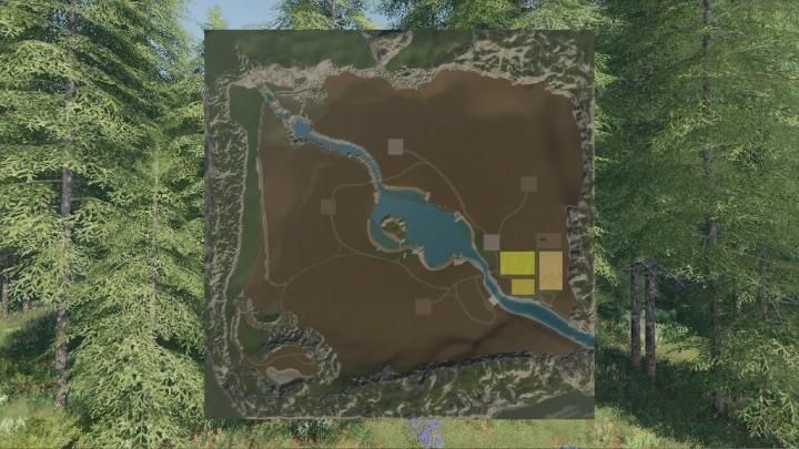 FS19 - Waldsee Map V1.1
