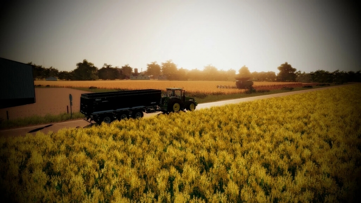 FS19 - Welcome To American Life Farming V1.0