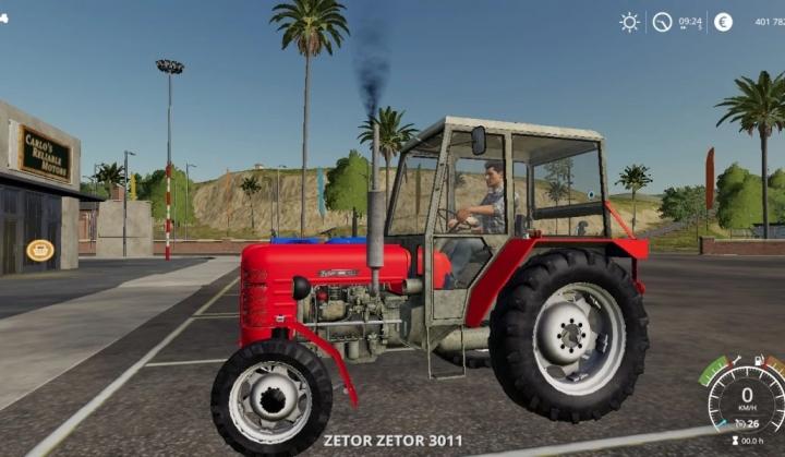 FS19 - Zetor 3011 And 4911 V1.0