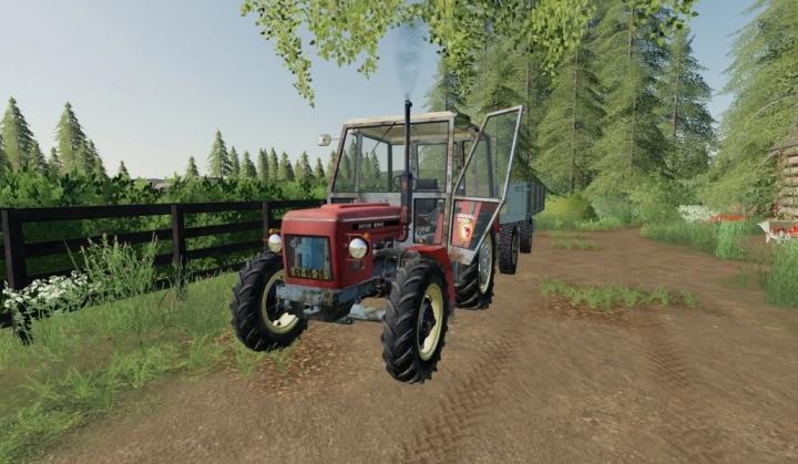FS19 - Zetor 6945 V1.0.0.1