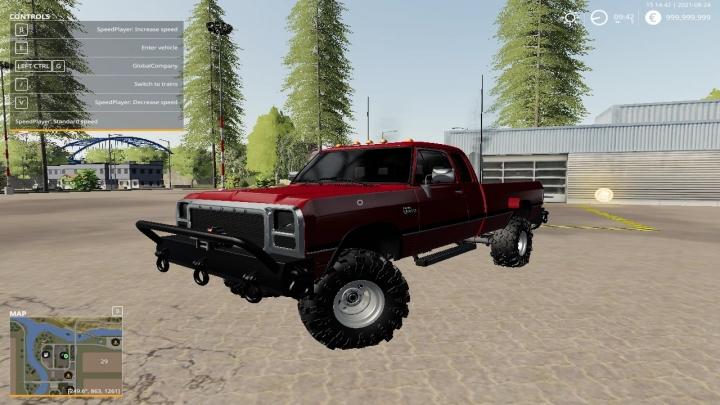 FS19 - 1St Gen Dodge Ram 3500 V1.0