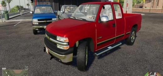 Photo of FS19 – 2000 Chevy Silverado 2500 V1.0
