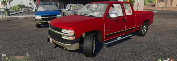 FS19 - 2000 Chevy Silverado 2500 V1.0