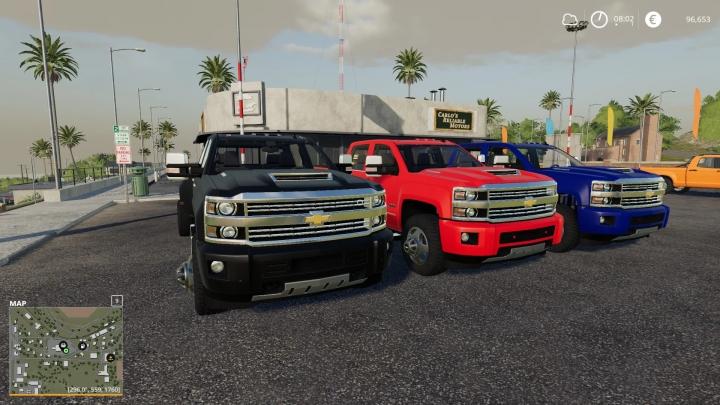 FS19 - 2017 Chevrolet High Country V1.0
