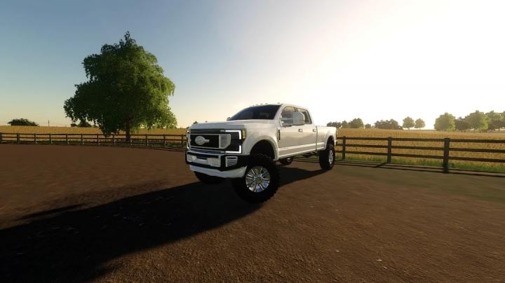 FS19 - 2020 Ford F-Series Edit V1.1