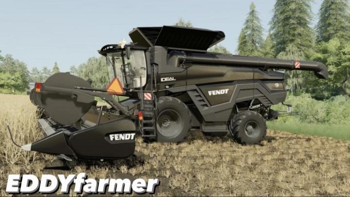 FS19 - Acgo Fendt Ideal 8T-9T V1.0