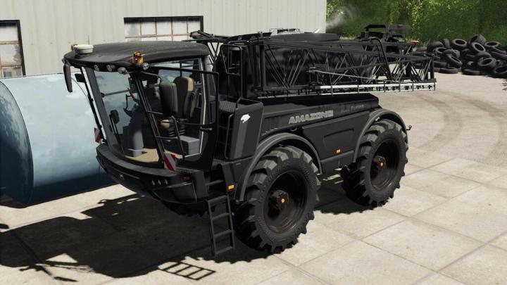 FS19 - Amazone Black Pantera V1.0