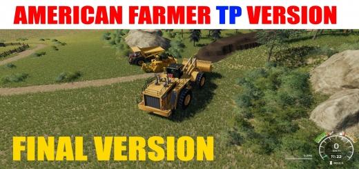 Photo of FS19 – American Farmer Tp Version Final