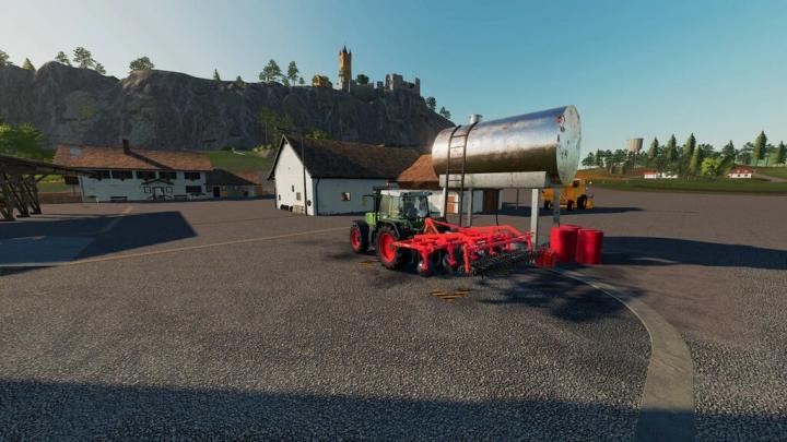 FS19 - American Fuel Tank V1.0