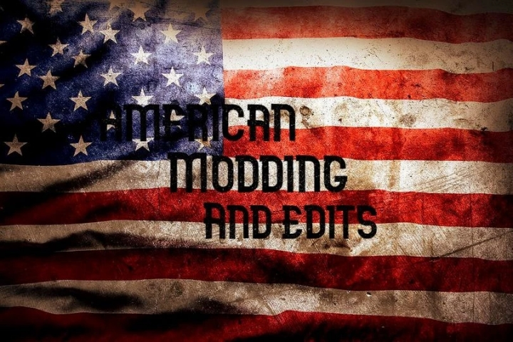 FS19 - American Modding And Edits Workshop V1.0