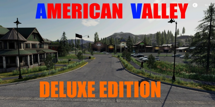 FS19 - American Valley Deluxe Edition V1.0