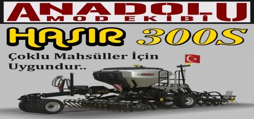 Photo of FS19 – Anadolu Hasir 300S V1.0