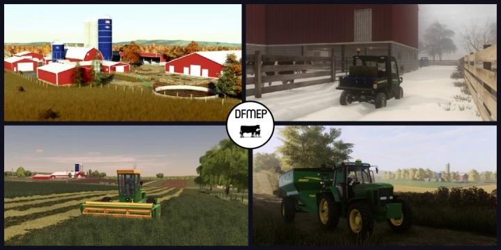 FS19 - Autumn Oaks: Dfmep V1.0.2.0