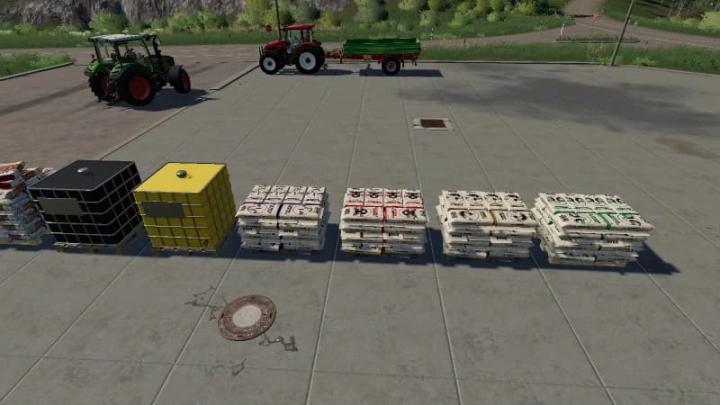 FS19 - Barn Brothers Farm Supplyments V1.0
