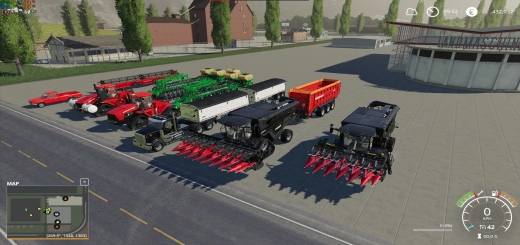 Photo of FS19 – Canadian Map Vehicules Update V1.0