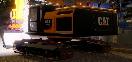 Photo of FS19 – Cat 320 El V1.1