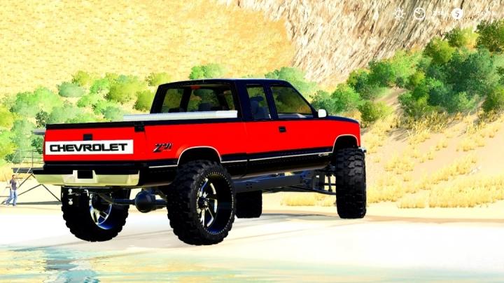 FS19 - Chevy Z71 V1.0