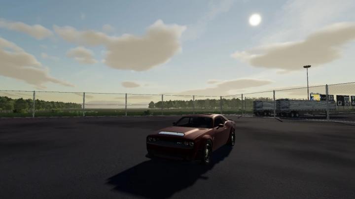 FS19 - Dodge Demon V1.0