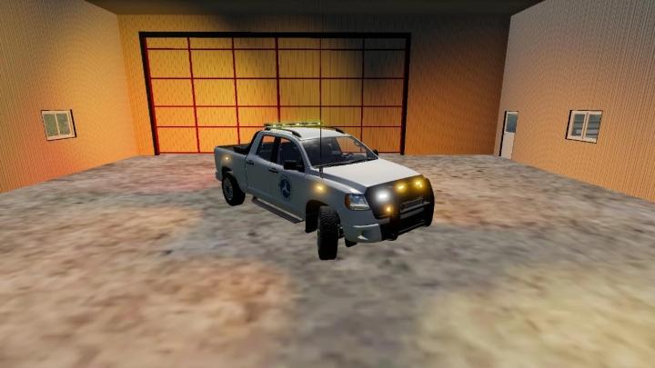 FS19 - Dot Truck V1.0