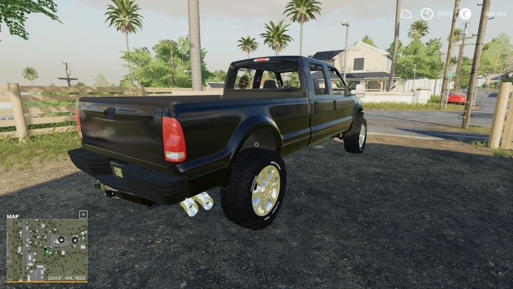 FS19 - F250 Dodge Edit V1.0