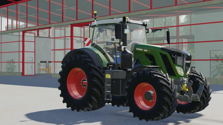 FS19 - Fendt 800 Vario S4 V1.0