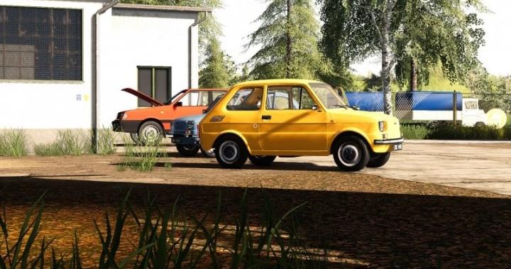 FS19 - Fiat 126P V1.0