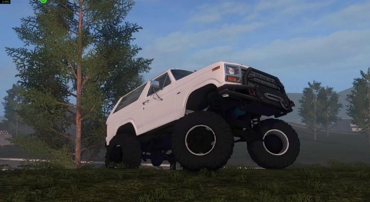 FS19 - Ford Bronco V1.0