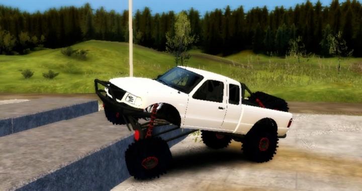 FS19 - Ford Ranger Off-Road V1.0