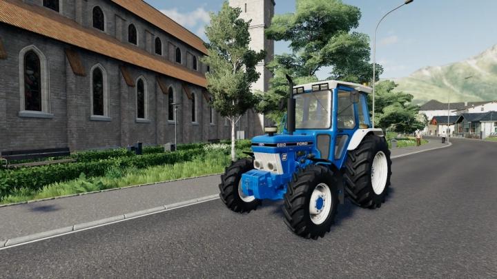 FS19 - Ford6810 V1.0.0.1