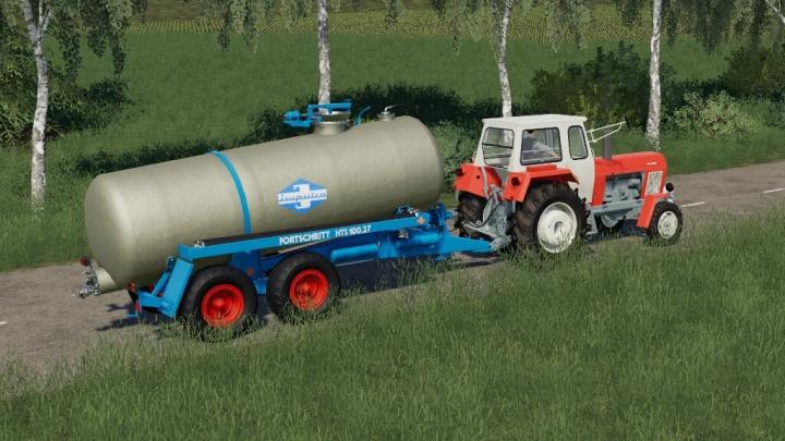FS19 - Fortschritt Zt 300-303 V2.1