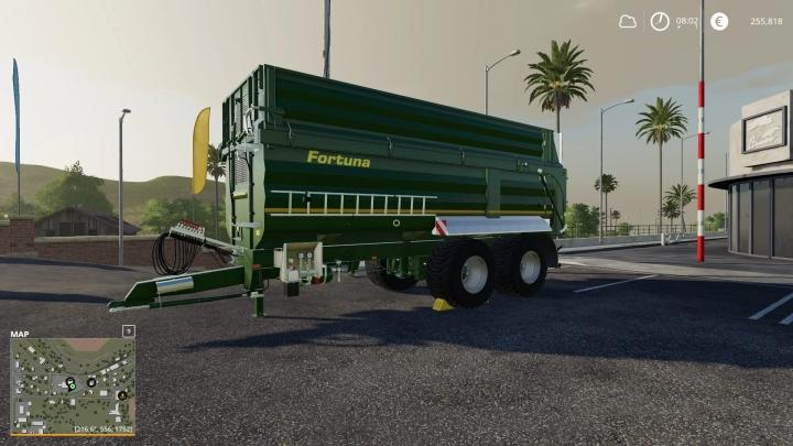 FS19 - Fortuna Ftm200 V1.0