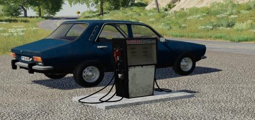 Photo of FS19 – Gas Pump V1.0