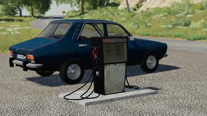 FS19 - Gas Pump V1.0