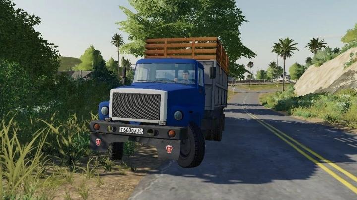 FS19 - Gaz 3307 V0.4