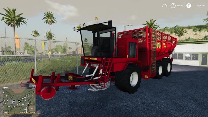 FS19 - Gilles Rb410T V1.0