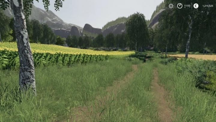 FS19 - Green Valley Map V1.0