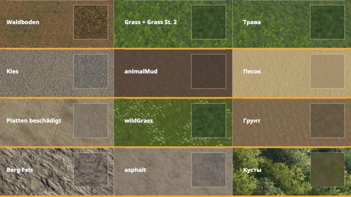 FS19 - Hot Landscape Paint Text V1.0.0.4