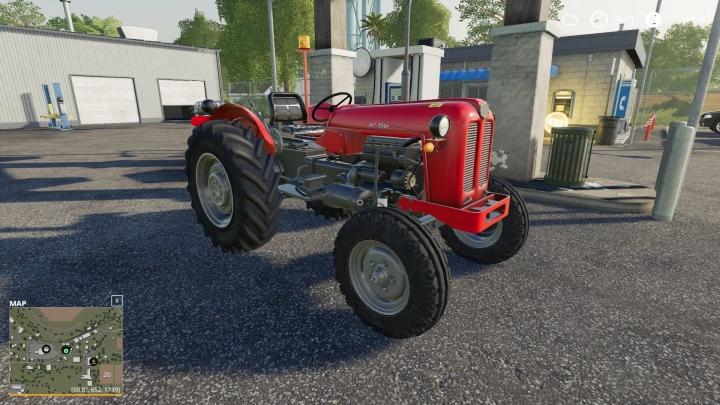 FS19 - Imt 558 Deluxe V1.0