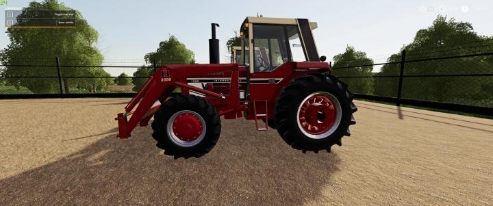 FS19 - International 86 Series Tractors V1.0.0.1