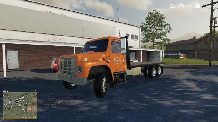 FS19 - International S1900 Grain/Ar Truck V1.0