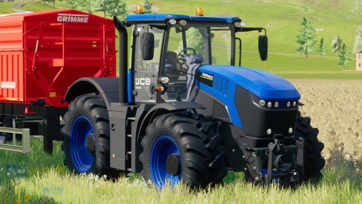 FS19 - Jcb Fastrac 8330 V1.0