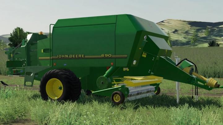 FS19 - John Deere 690 V1.0.0.1