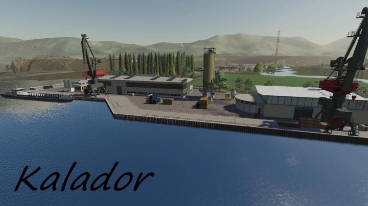 FS19 - Kalador Map V1.0