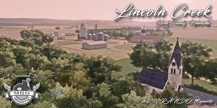 FS19 - Lincoln Creek V1.0