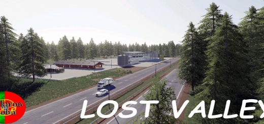 Photo of FS19 – Lost Valley Map V1.0.0.1