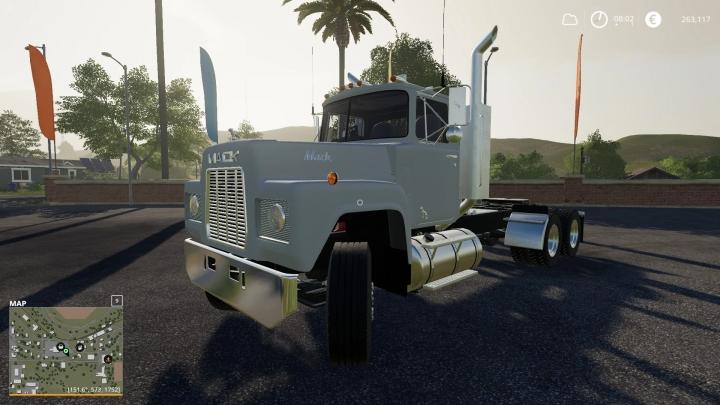 FS19 - Mack R Series V2.0