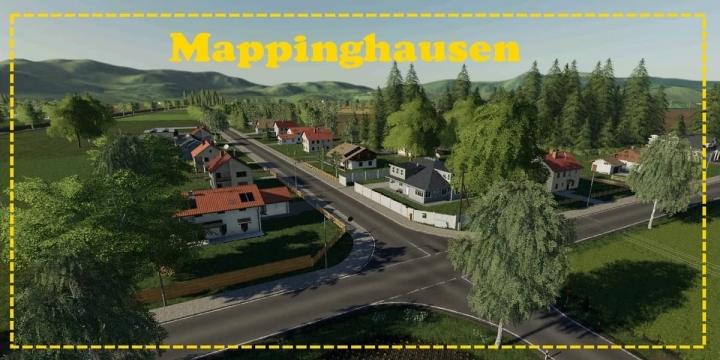 FS19 - Mappinghausen 2K21 V1.0