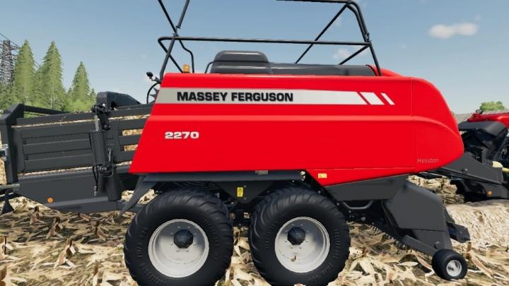 FS19 - Massey Ferguson 2270 Us Edition V1.0