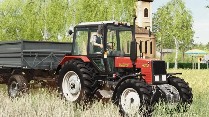 FS19 - Mtz 1025 V2.1